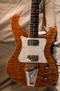 Nick Page Guitars Baron