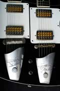 Nick Page Guitars Baron oppeldecker