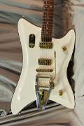 Nick Page Guitars Custom