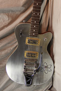 Nick Page Guitars Lucid Space Invader