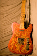 Nick Page Guitars Paisley