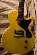Nick Page Guitars Ptype